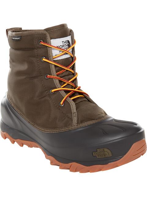 The North Face M's Tsumoru Boots Tarmac Green/TNF Black